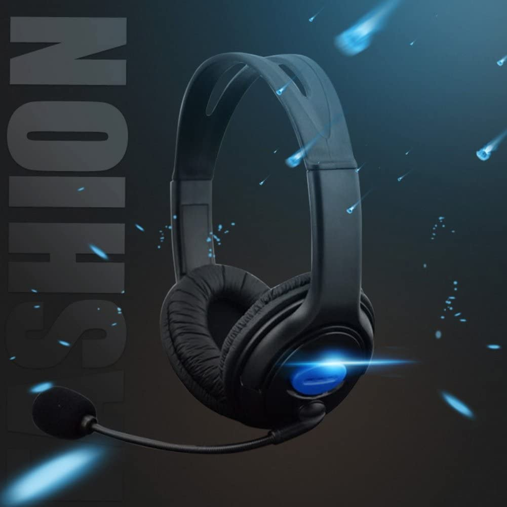 iPad Switch Sendk Gaming Headset for PS4 Computer Gaming Wired ...