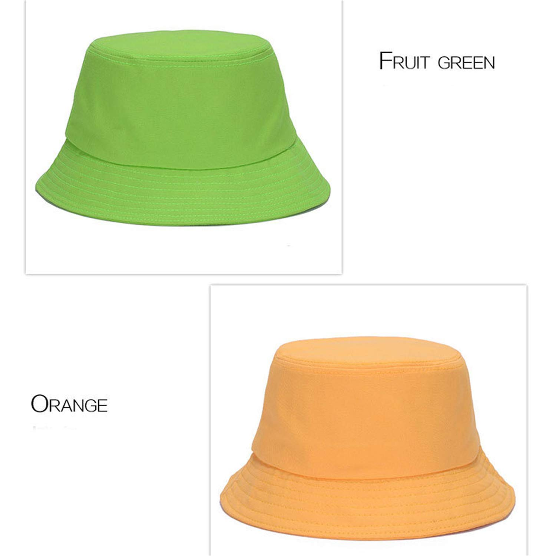 Bucket Hats for Men Panama Women Hat Fisherman Hat Street DIY Portable Basin Hat Tide Visor
