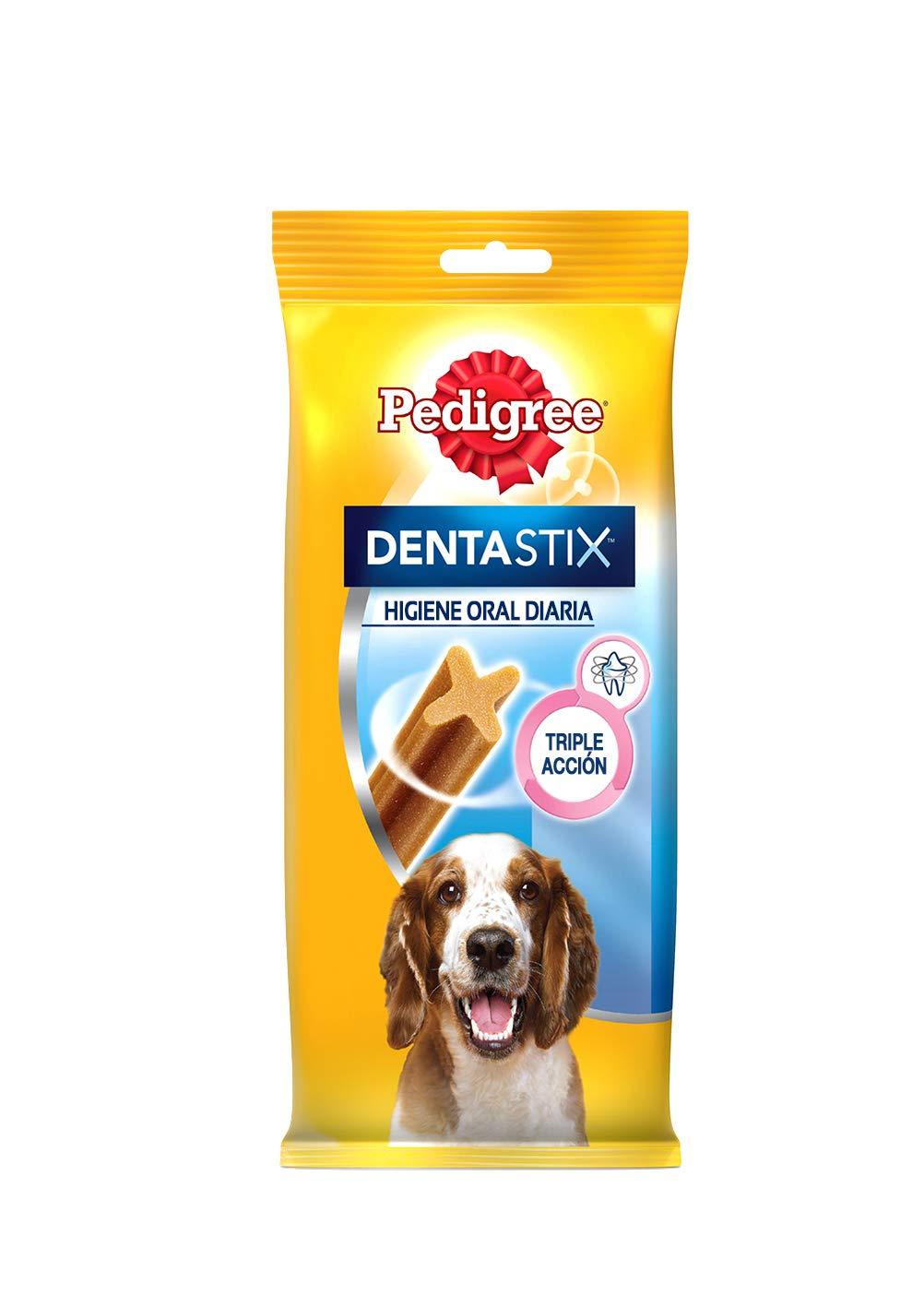 GroceryLand Pedigree Dentastix Medium Dog 7 Stick (Pack of 10, Total 70 Sticks)