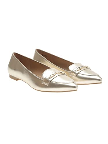 5edf359c392 Call It Spring Women Brown PU Loafers  Buy Online at Low Prices in India -  Amazon.in