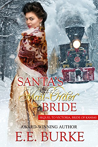 Santa's Mail-Order Bride (American Mail-Order Brides) cover