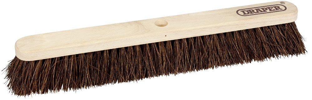 Draper 43775 600 mm Stiff Bassine Broom Head Draper Tools