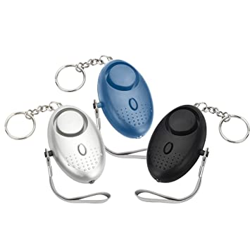 VORCOOL Alarma personal, paquete de 3 alarmas de seguridad ...