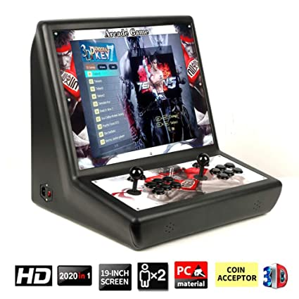 Best Gaming Console 2020 Amazon.: MOPHOTO 2020 Arcade Games Console Pandoras Box 6S