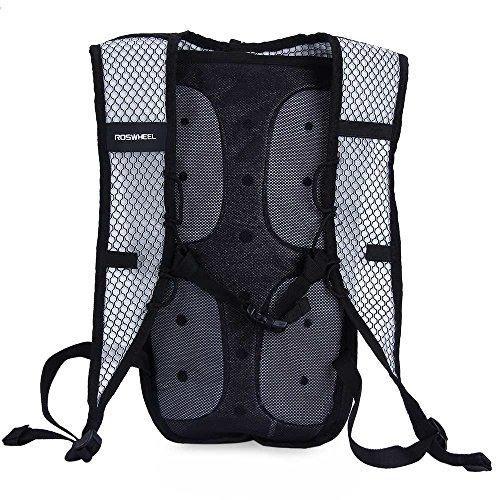 5L-Bike Hydration Backpack Ultralight Multifunktionale Fahrrad Tasche mit 2L Wasser Blase
