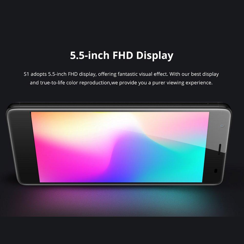 iLA S1 Unlocked 4G Smart Phone 5 5 Inch FHD 1080P: Amazon co