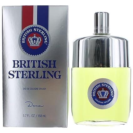 BRITISH STERLING von Dana für Herren. COLOGNE 5.7 oz / 168 ml