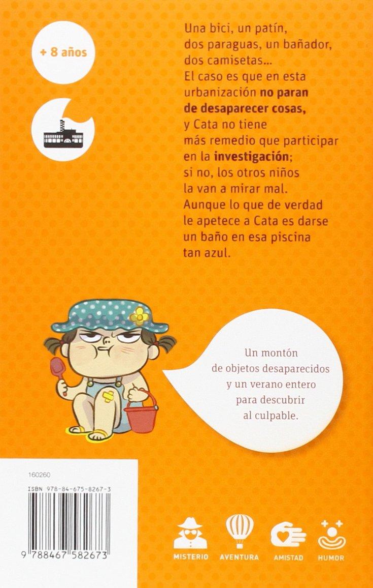 Detectives en chanclas: Paloma Muiña Merino: 9788467582673 ...