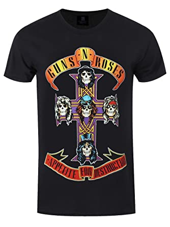 Camiseta Guns N Roses (Talla: XL)