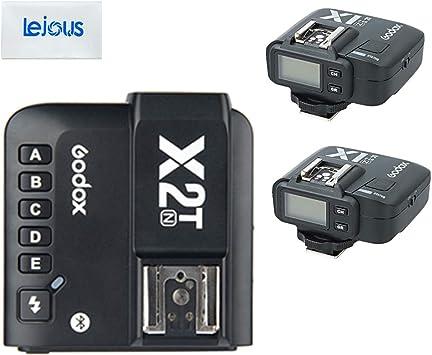 Electronics Godox X2T-C TTL Wireless Flash Trigger Transmitter ...
