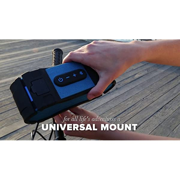 Omni Speaker Universal Mount in Jacket