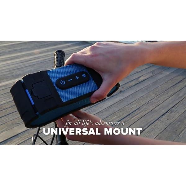 Omni Speaker Universal Mount in Jacket