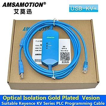 USB-KV+ Suitable Keyence KV all Series Programming Cable