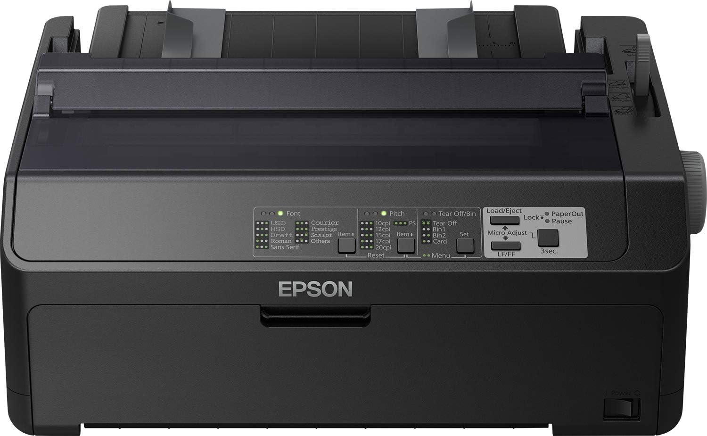 Epson Lq 590iin 550 Zeichen Pro Sekunde Computer Zubehör