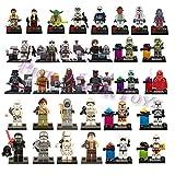 gg HOT 32 PCS STAR WAR Series Clone Wars Troopers Yoda Minifigs Building Block Toy