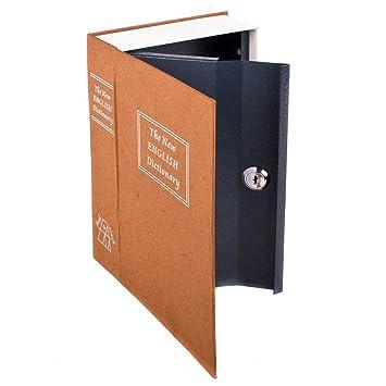 XL Buchtresor Buchsafe Tresor Bu0026#252;chersafe Geldkassette Als Buchattrappe