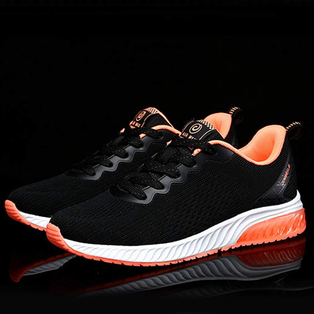 JOYBI Womens Sport Sneaker Breathable Mesh Lace up Slip On Casual Comfort Platform Athletic Running Shoes