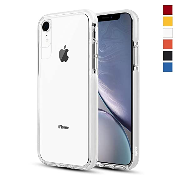 iphone xr crystal clear case
