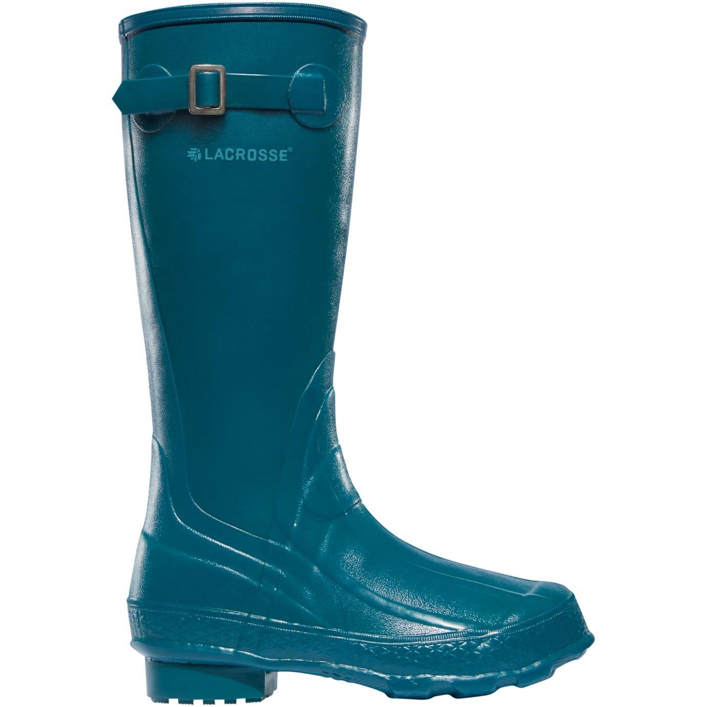 Lacrosse Women's Grange 14'' Mid Calf Boot, Celestial Blue, 7 Regular US