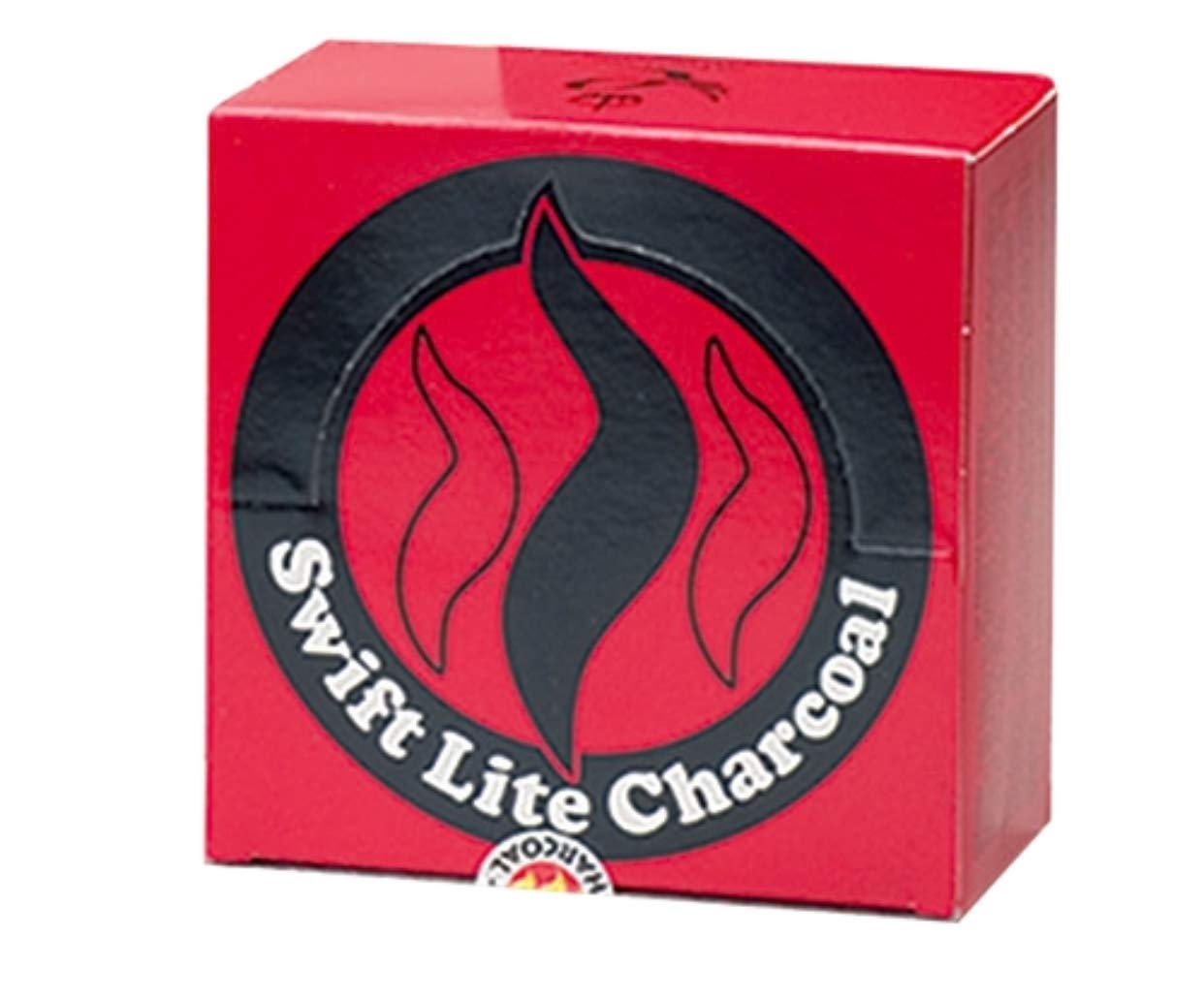 Swift Lite Pack of 100 x 40 mm charcoal Tablets (for incense/Shisha burning) by Swift Lite