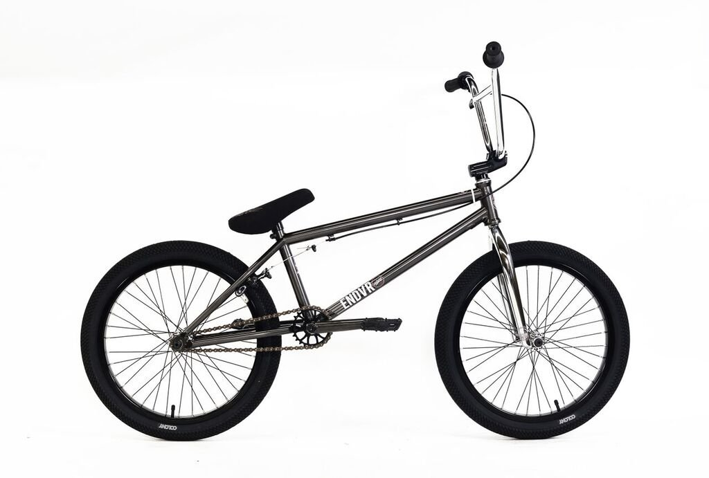 (BMX ストリート フルクロモリ) COLONY 2016 Endeavour (Metal Grey with Chrome) B07DN67TD3
