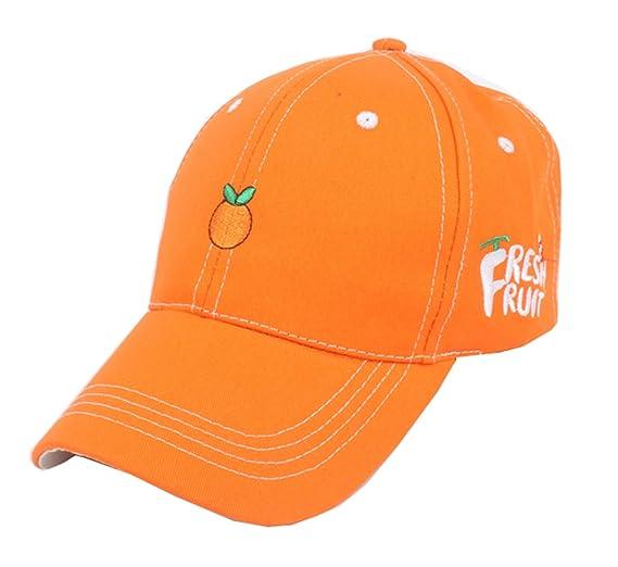 Eohak Dad Hat Orange Women  5ab225f0b398