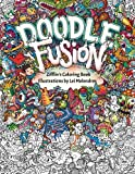 Doodle Fusion: Zifflin's Coloring Book (Volume 2)