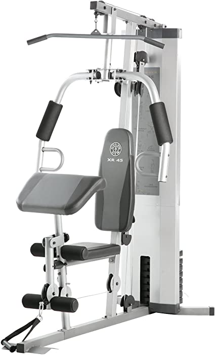Amazon Com Gold S Gym Xr 45 Home Gym Sports Outdoors