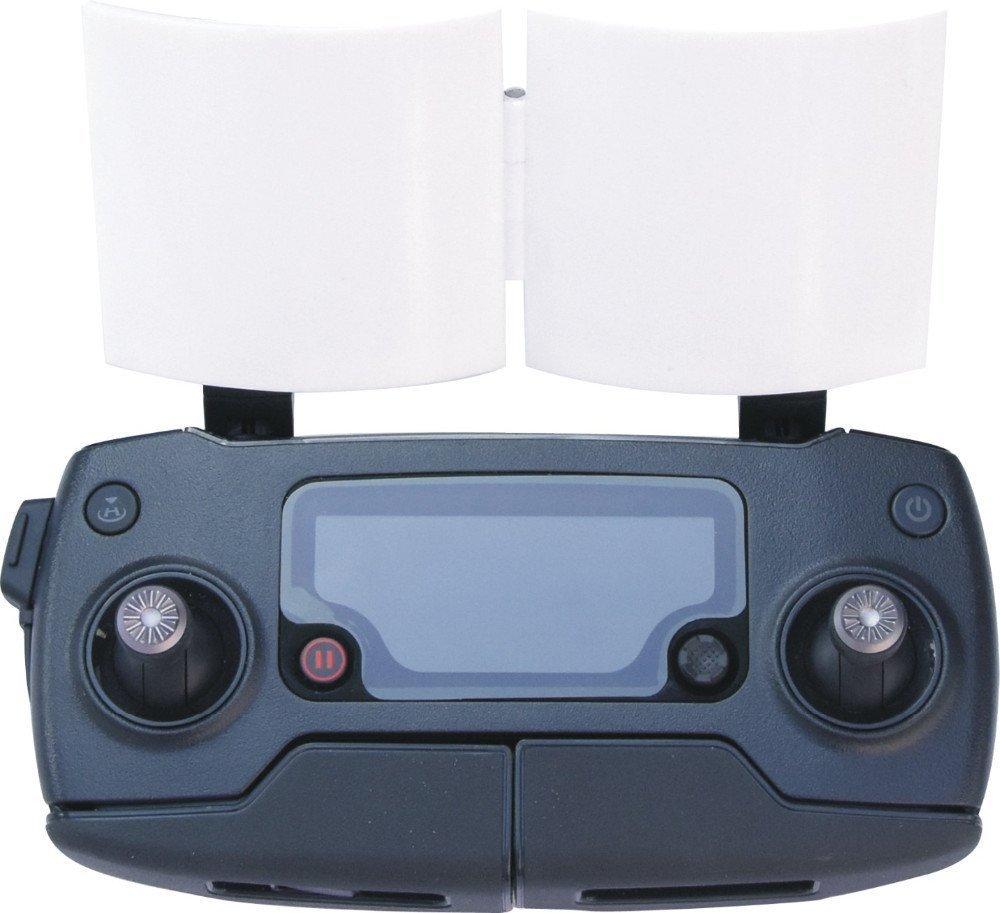 plateado Antena de amplificaci/ón de se/ñal WiFi para aparatos por control remoto DJI Spark Drone y DJI Mavic Pro de Hensych