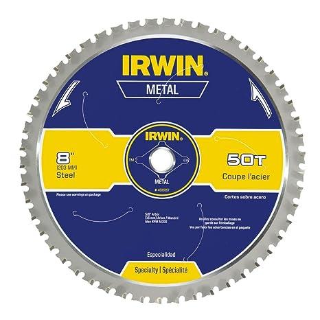 Irwin tools metal cutting circular saw blade 8 inch 50t 4935557 irwin tools metal cutting circular saw blade 8 inch 50t 4935557 keyboard keysfo Image collections