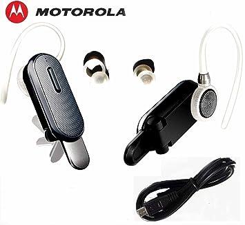 da3ae58bdbe Simply Silver - Original Motorola H19txt Wireless Bluetooth Headset With  MotoSpeak H19 txt - Unbranded: Amazon.ca: Electronics