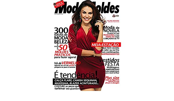 Moda Moldes 49 (Portuguese Edition) eBook: On Line Editora: Amazon.es: Tienda Kindle