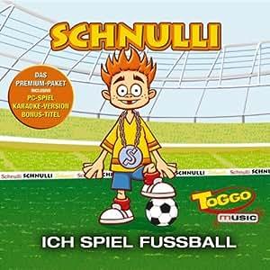 Ich Spiele Fußball