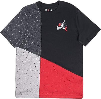 Jordan - Tela de algodón, multicolor negra M: Amazon.es: Zapatos y complementos