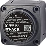 Blue Sea Systems 7601, M-Series Automatic Charging Relay-12/24V - Best Reviews Guide