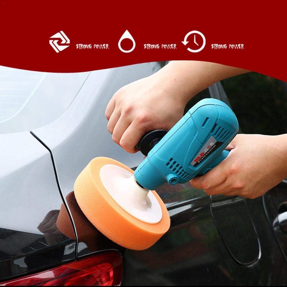 arbitra Amoladora Mini máquina de pulido Máquina de lijado de pulido de automóviles Orbit Polish Waxing Power Tools Lijado de velocidad ajustable functional