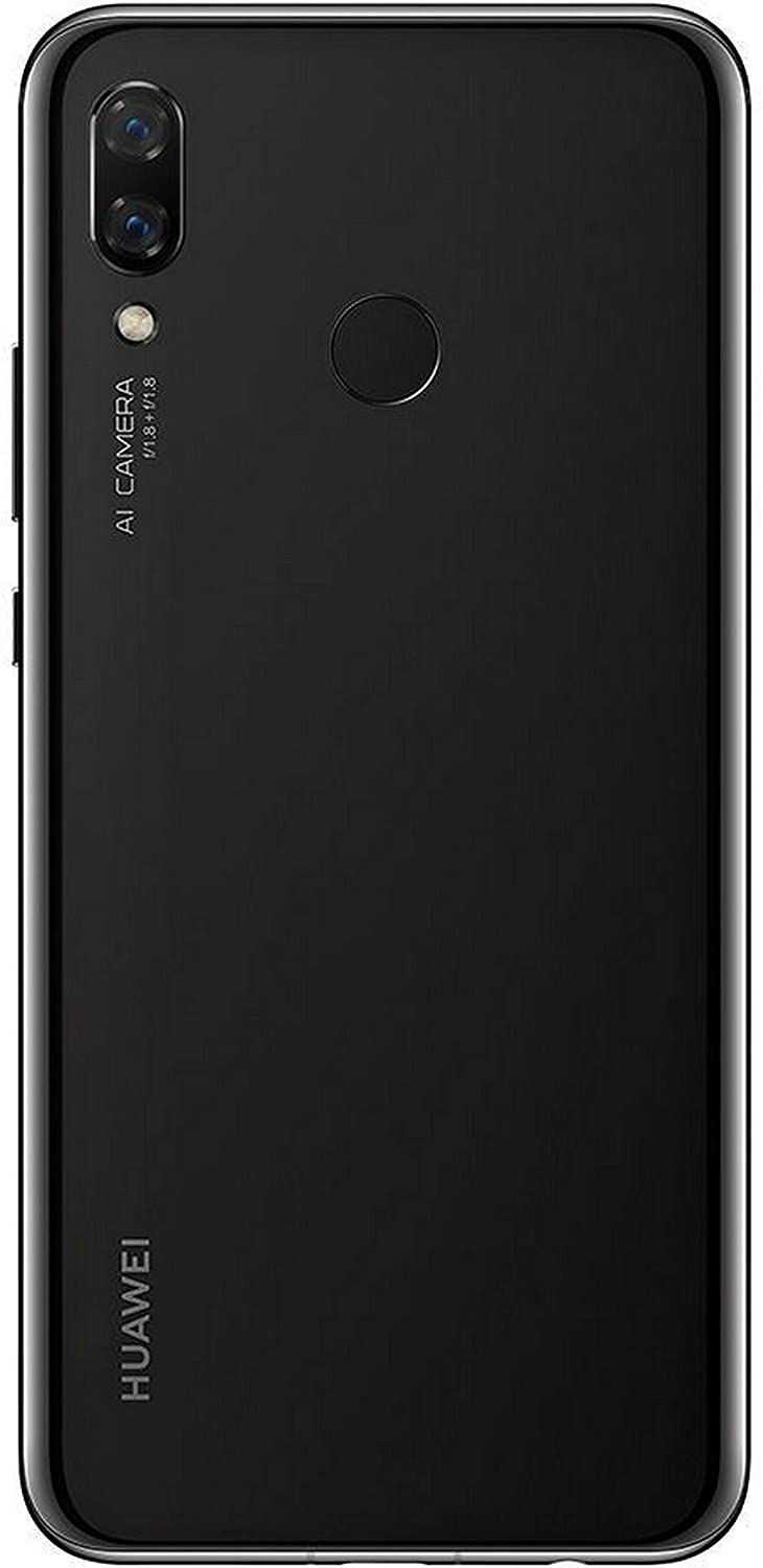 Huawei Nova 3 (Black, 6GB RAM, 128GB Storage)