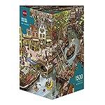 Heye Puzzle Nella Scatola Triangolare Say Cheese 1500 Pezzi Vd 29793