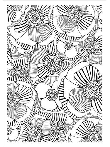Arte antiestrés / Pretty Patterns: 100 láminas para colorear / 100 ...