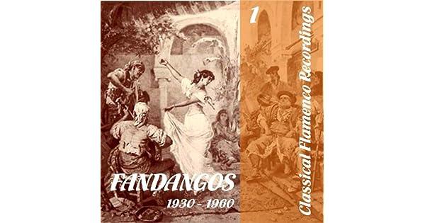 Amazon.com: Classical Flamenco Recordings - Fandangos - Vol ...