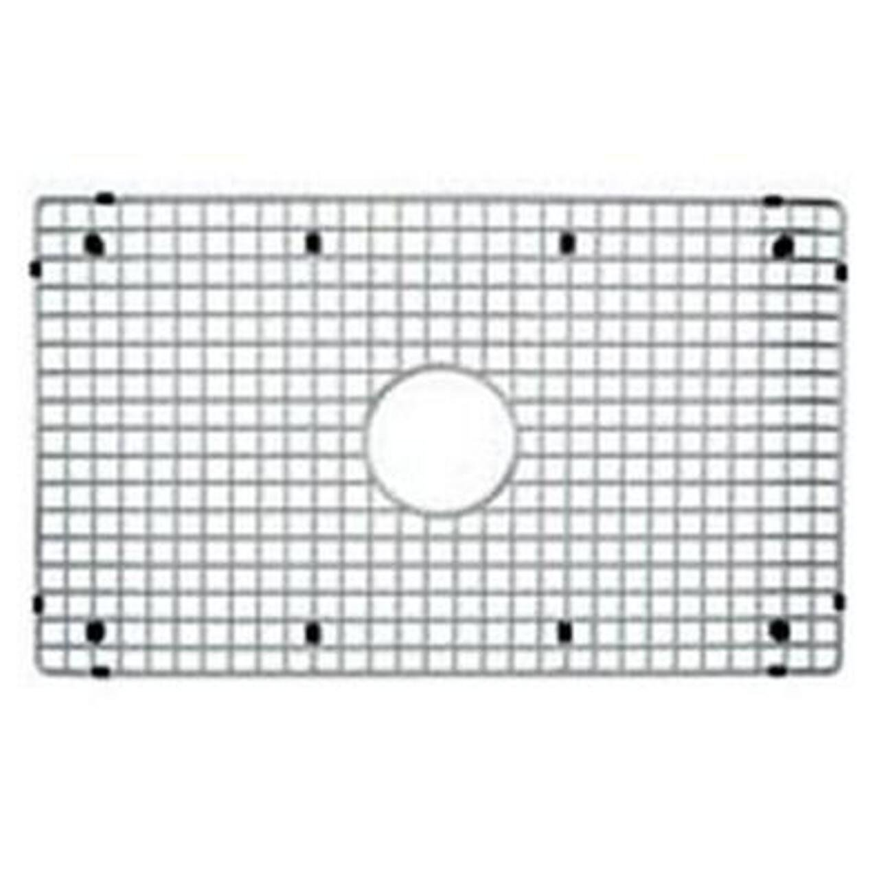 Lovely Blanco 229560 Stainless Steel Sink Grid For Cerana 30 Inch Bowl   Sink  Strainers   Amazon.com