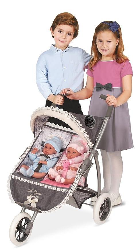 Decuevas Toys - Silla para muñeca plegable, multicolor (90311)