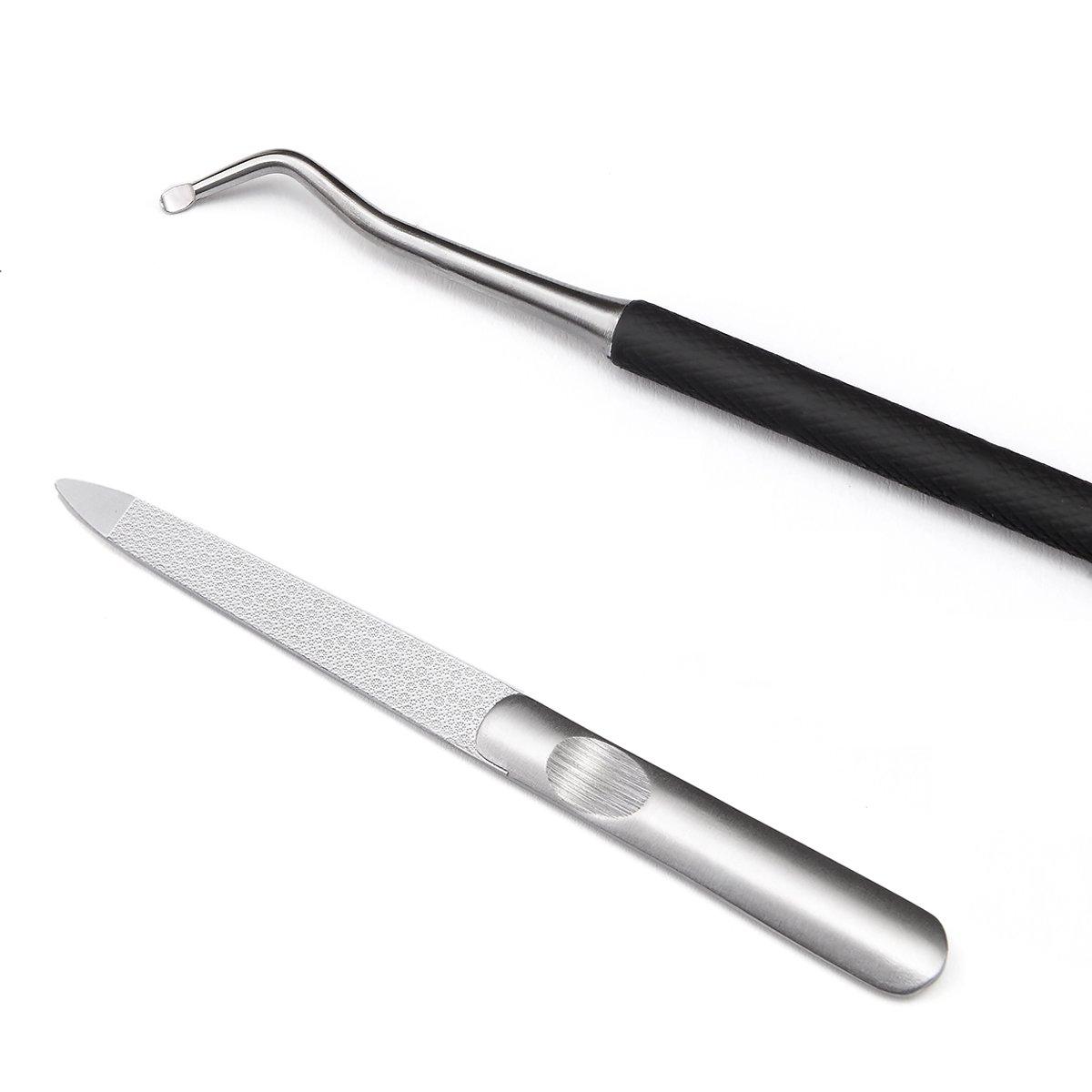Präziser Nagelknipser Set für dicke Und Eingewachsene Zehennägel ...