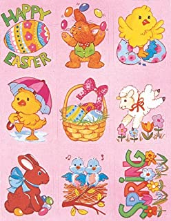 Paper Magic 670410 Eureka Easter Stickers
