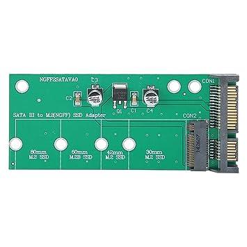 Kafurity M.2 NGFF - Adaptador de SSD a SATA3 6GBbps para MacBook ...