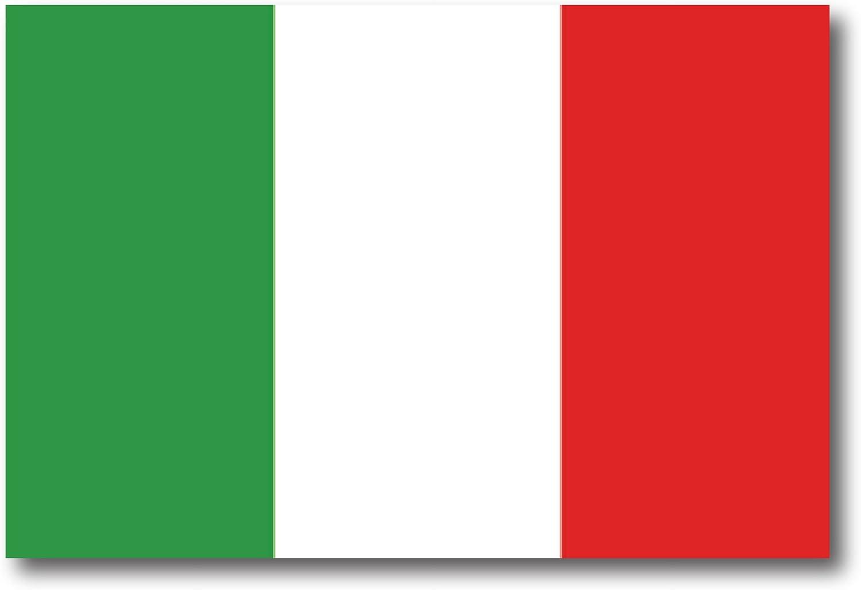 Italian Italy Flag Car Magnet Decal 4 x 6 Heavy Duty for Car Truck SUV