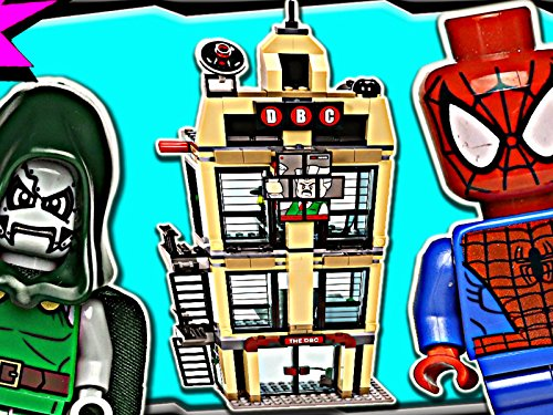 Clip: Daily Bugle Showdown (Bugle Daily Spiderman Lego)