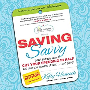 Saving Savvy Audiobook