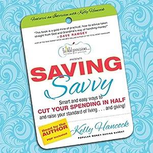 Saving Savvy Audiobook