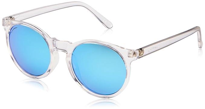 MISS HAMPTONS Unisex Sonnenbrillen Alan, transparent (montura transparente lente rpse gold), größe Einheitsgröße